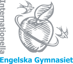 Logo for Internationella Engelska Gymnasiet